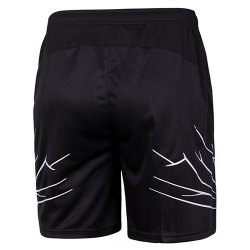 Sports Style Printing Quick Dry Elastic Waist Shorts