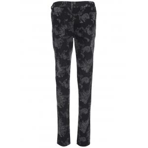 Women's Trendy High Waist Print Pants -