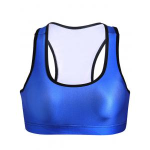 U-Neck Padded Yoga Bra