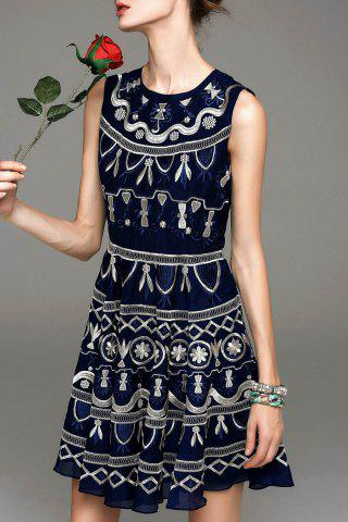 Fancy Embroidered Sundress