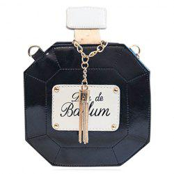 Sweet Tassel and Chain Design Crossbody Bag For Women