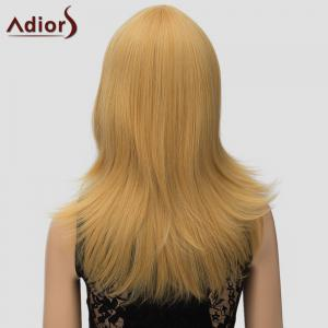 Women's Adiors Long Layered Side Bang High Temperature Fiber Cosplay Wig -