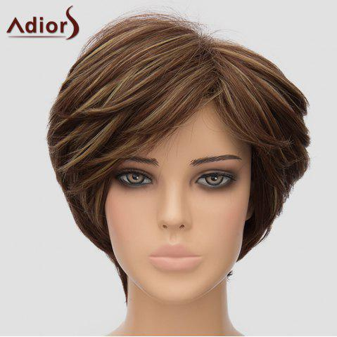 Buy Fluffy Adiors Women's Short High Temperature Fiber Wig