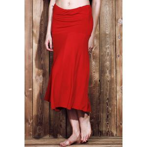 Sexy Strapless Sleeveless Solid Color Women's Beachwear
