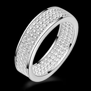 Alloy Circle Ring -