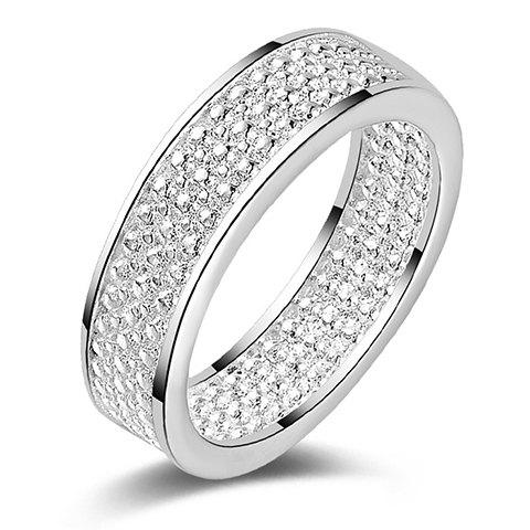 Outfit Alloy Circle Ring