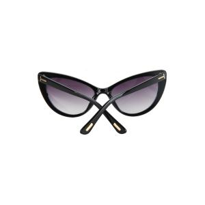 Chic Letter T Shape Inlay Sunglasses For Women -