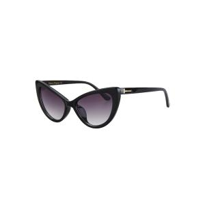 Chic Letter T Shape Inlay Sunglasses For Women