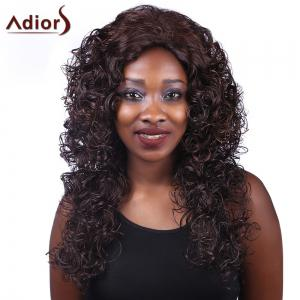 Adiors Long Curly Heat Resistant Synthetic Women's Wig