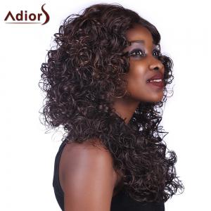 Adiors Long Curly Heat Resistant Synthetic Women's Wig -