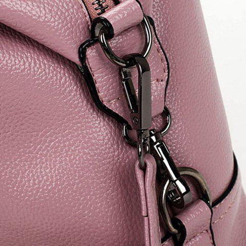Buy Stylish Tassels and Solid Color Design Tote Bag For Women - PINK  Mobile