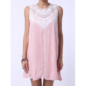 Mini Tank Shift Casual Dress -