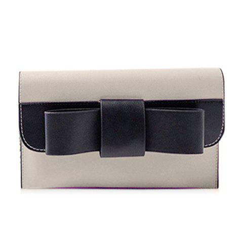 Latest Sweet Chain and Bow Design Crossbody Bag For Women