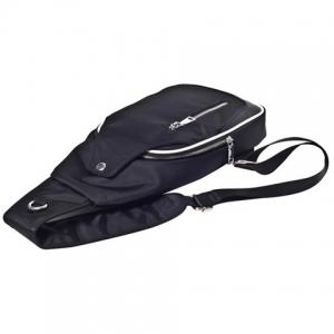 Leisure Zippers and Nylon Design Messenger Bag For Men -