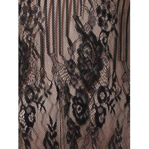 Embroidery Lace Cover Ups For Swimwear -