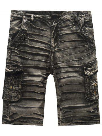 Outfits Hot Sale Multi-Pockets Cargo Shorts For Men