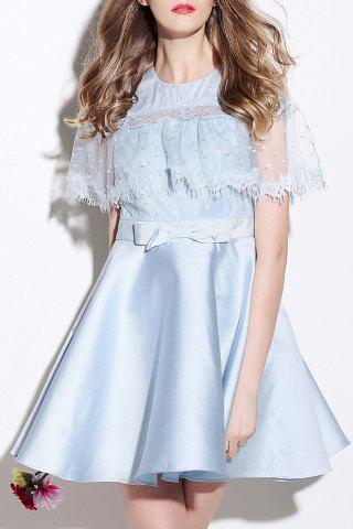 Shop Sweet Lace Sleeve Cocktail Dress