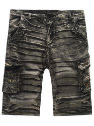 Hot Sale Multi-Pockets Cargo Shorts For Men -
