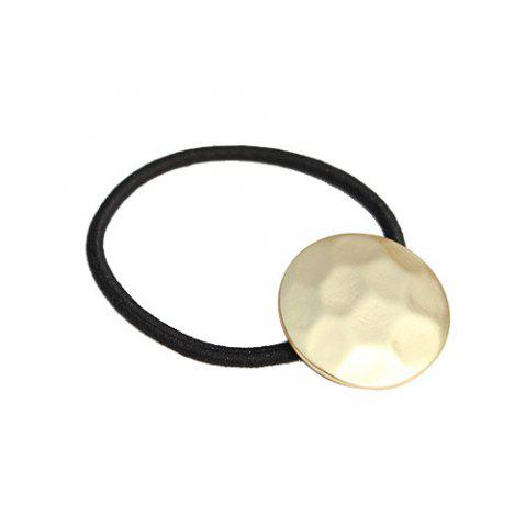 Cheap Chic Frosted Round Elastic Hair Band For Women