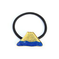 Chic Mount Fuji Pattern Elastic Hair Band For Women