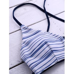 Cami Stripes Bikini Set - STRIPE M