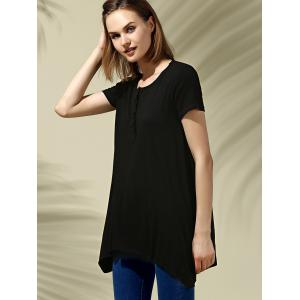 High Low Tunic Tee -