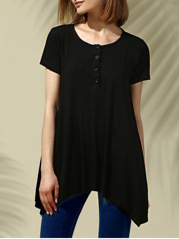 Outfits High Low Tunic Tee