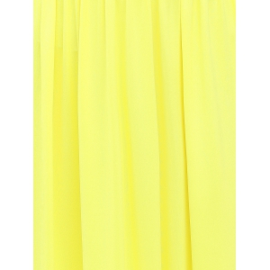Open Back Halter Long Prom Party Dress -