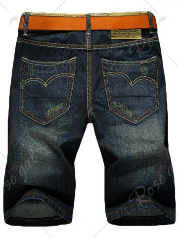 Fashion Ripped Denim Shorts For Men от Rosegal.com INT