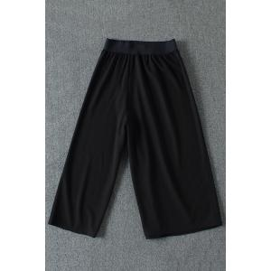 Wide and Small Leg Pants -