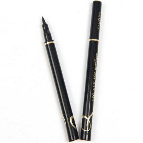 Shop Stylish Black Smooth Fast Dry Smudge-Proof Waterproof Soft Liquid Eyeliner Pencil