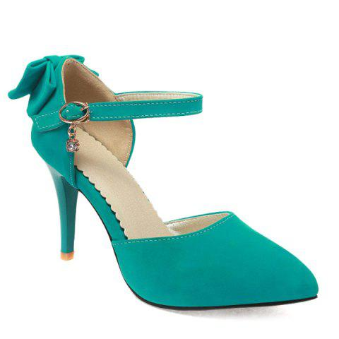 Buy Fashion Bowknot and Two-Piece Design Pumps For Women