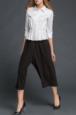 Outfits Wide and Small Leg Pants