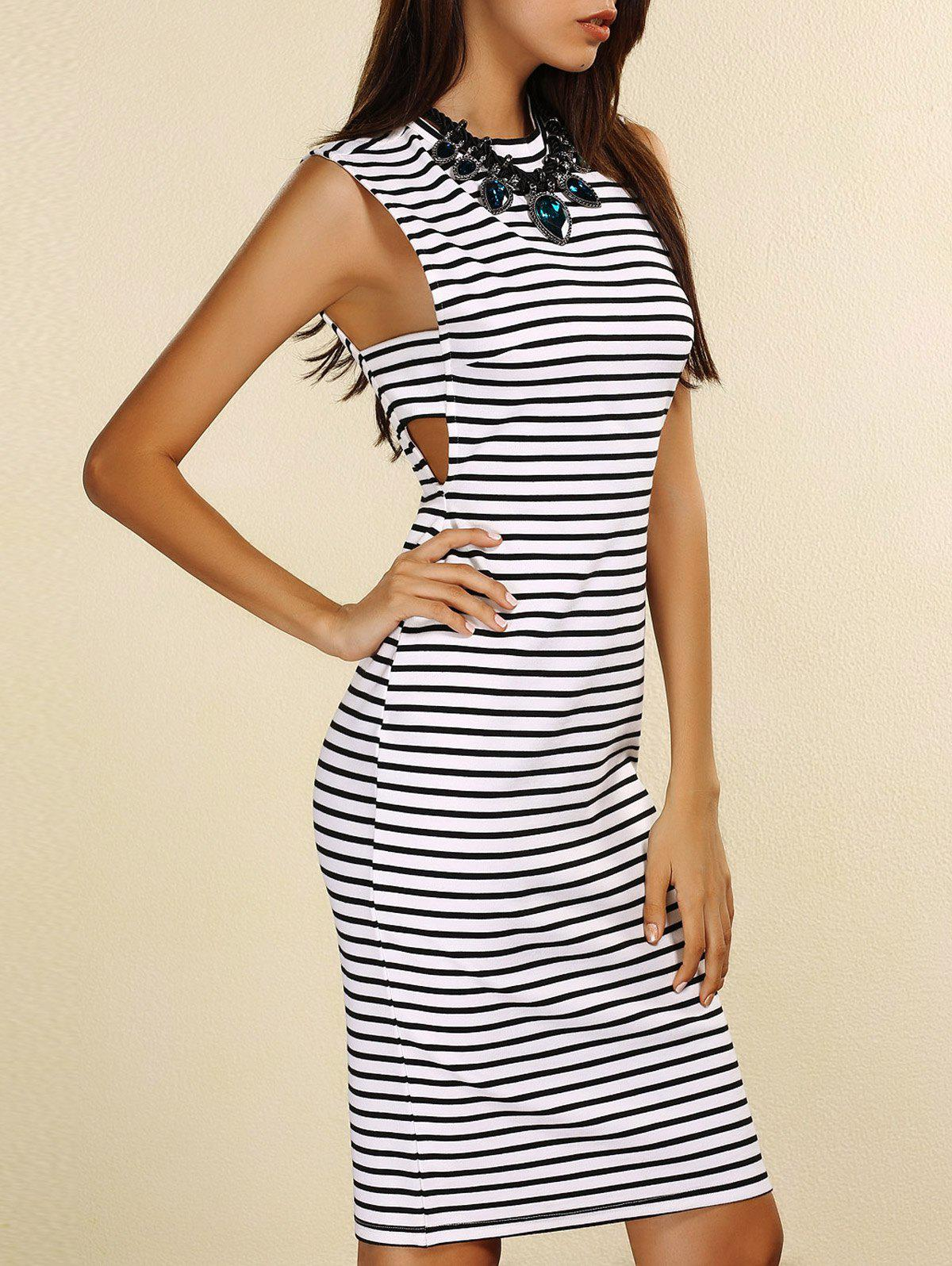 Bodycon dress with shirt underneath size