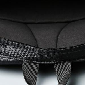 Casual Black Color and PU Leather Design Backpack For Men -