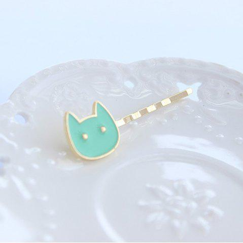 Sweet Embellished Kitten Hairpin For Women от Rosegal.com INT