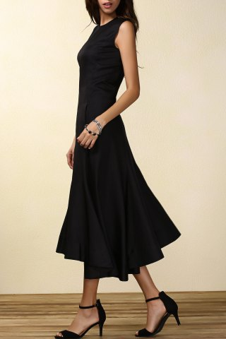 Buy Sleeveless Black Cocktail Dress