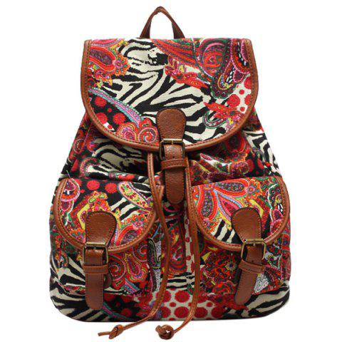 Outfits Casual Drawstring and Cover Design Satchel For Women