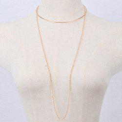 Alloy Multilayer Chain Torques