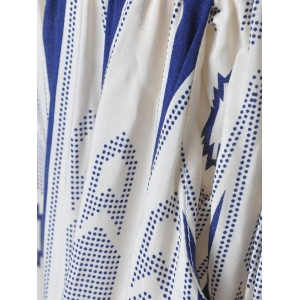Fashionable Print Ethnic Style Spaghetti Strap jumpsuit For Women -
