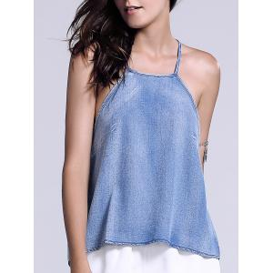 Washed Cami Tank Top