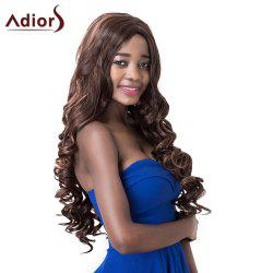 Women's Stylish Curly High Temperature Fiber Adiors Wig