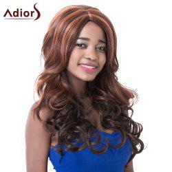Fashion High Temperature Fiber Curly Adiors Wig For Women