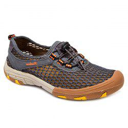 Stylish Mesh and Breathable Design Casual Shoes For Men -