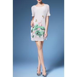 Mini Lotus Pond Dress -