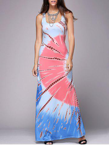 Buy Bohemian Printed Casual Summer Maxi Dress