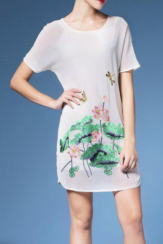 Discount Mini Lotus Pond Dress