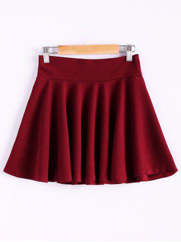 Sale Women Woolen Short Mini Skirt Pencil A-Line Skirt