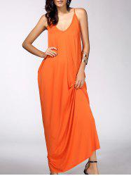 Cami Maxi Casual Dress