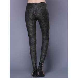 Trendy High-Waisted Stretchy Skinny Slimming Women's Pants -